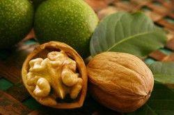 Волоські горіхи - мінерали і вітаміни